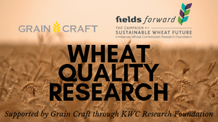Wheat Quality Research.